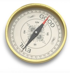 The Myth of the Moral Compass - moral compass